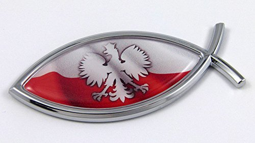 poland car decal - 7