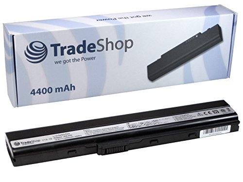 Hochleistungs Laptop Notebook AKKU 4400mAh für ASUS X52F X52J X52JB X52JC X52JE X52JG X52JK X52JR X52N X5I X-5I X67 X-67 X8C X-8C ersetzt A31-K42 A32-K42 A31-K52 A32-K52 A41-K52 A42-K52 70-NXM1B2200Z