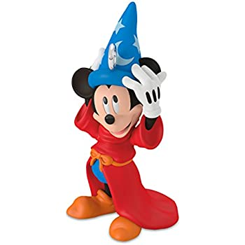 Hallmark Keepsake 2017 Disney Fantasia The Sorcerer's Apprentice Mini Christmas Ornament