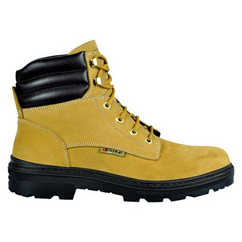 """Cofra 25550–001.w40taglia 40s3src """"Kaibab bis"""" sicurezza scarpe, colore: marrone/cammello"""