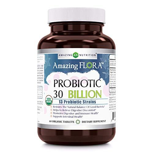 Amazing Flora Certified Probiotic Discomfort product image