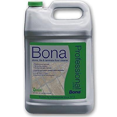 Bona Professional Series Stone, Tile And Laminate Cleanr - Gallon Wm700018175 - 2 Pack