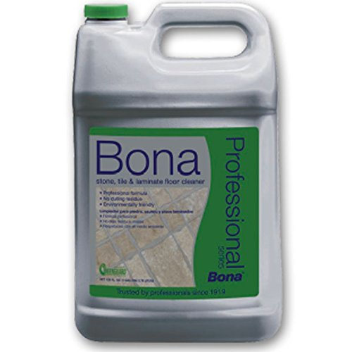 Bona Professional Series Stone, Tile And Laminate Cleanr - Gallon Wm700018175 - 2 Pack - Cleanr Spray
