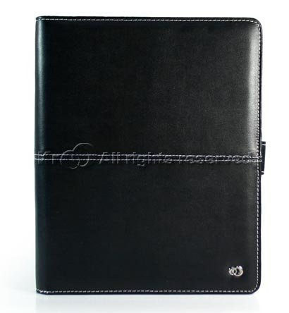 Kroo Melrose Series Leather Case For Apple iPad 1st Generation - 11884