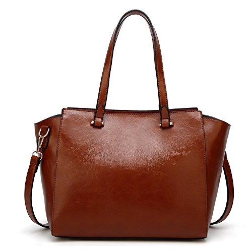 Brown M Delle Fashion Nuove Borse Bag Signore Trend Design color Donna Ladies Da Grossartig Size Gray wCZq6z