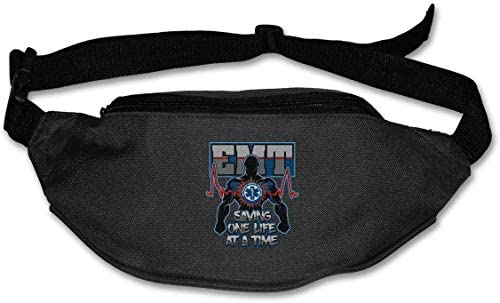 EMTセービングユニセックスアウトドアファニーパックバッグベルトバッグスポーツウエストパック