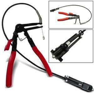 ABN Flexible Hose Clamp Pliers For Fuel, Oil, and Water