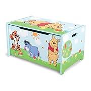 Disney Winnie the Pooh Toy Box by Delta Children