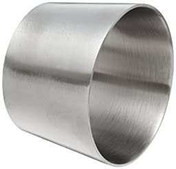 DixonB31W-G300250P Stainless Steel 304 Polished Fitting, Weld Concentric Reducer, 3\