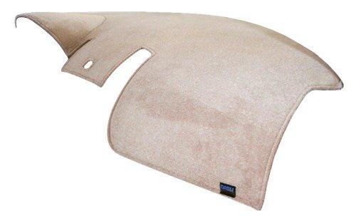 Dash Designs D2167-5VMB Medium Blue Plush Velour Dash Cover