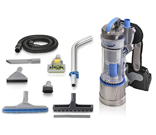 2018 Prolux 2.0 Bagless Backpack Vacuum with Deluxe 1 1/2 inch Tool Kit