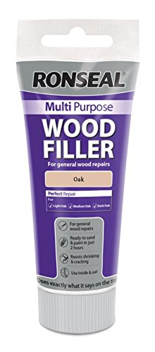 Ronseal Multi Purpose Wood Filler 100g Oak