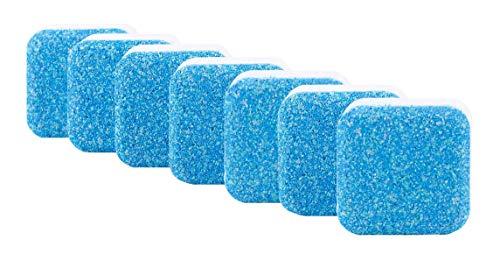 BigbigHouse Premium Washing Machine Cleaner, Triple Decontamination Capacity, Keep Your Washer Fresh, 6+1 Tablets