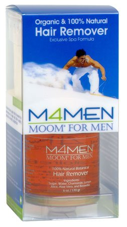 Moom Hair Remover for Men 1 Jar