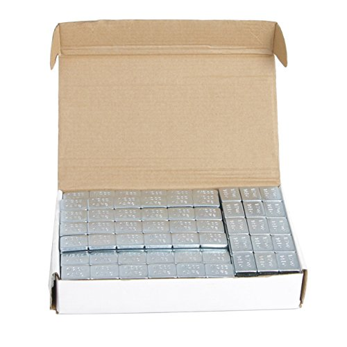 1-box-1-2-ounce-wheel-weights-zinc-plated-lead-free-strips-adhesive-sticker-backing-204oz-total-68-3