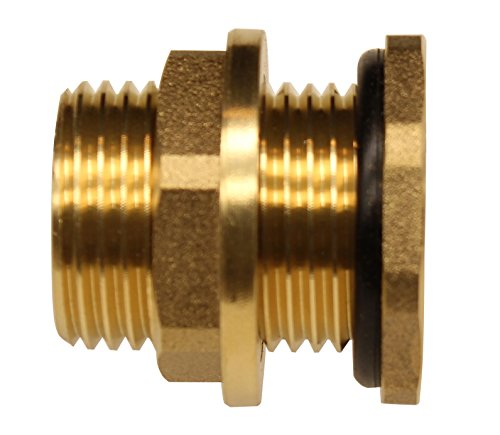 RAINPAL BBF020 Bulkhead Fitting Threaded
