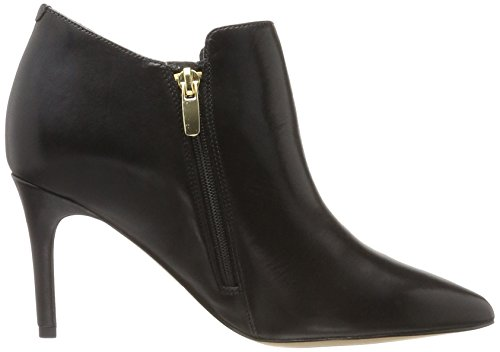 Clarks Damen Dinah Spice Stiefel Schwarz (Black Leather)
