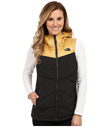 Gold Hooded Vest - 7