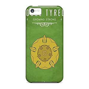 New Game Of Thrones House Tyrell Tpu Case Cover, Anti-scratch Rewens Phone Case For Iphone 5c