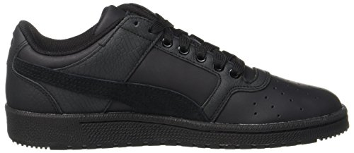 II Puma Black Color Adulte Sky black Mixte Lo Noir Blocked LTHR Sneakers Basses ZZq5rnStw