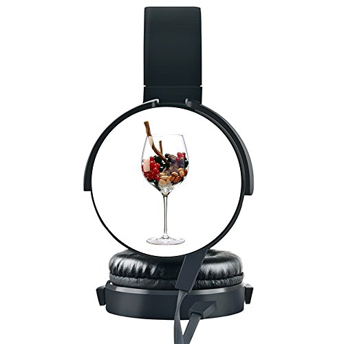 Wine Cup Wired Headset,INmark Fordable Headset [No...