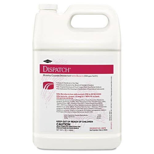 CLO68978 - Bleach Germicidal Cleaner, 1 Gallon Bottles