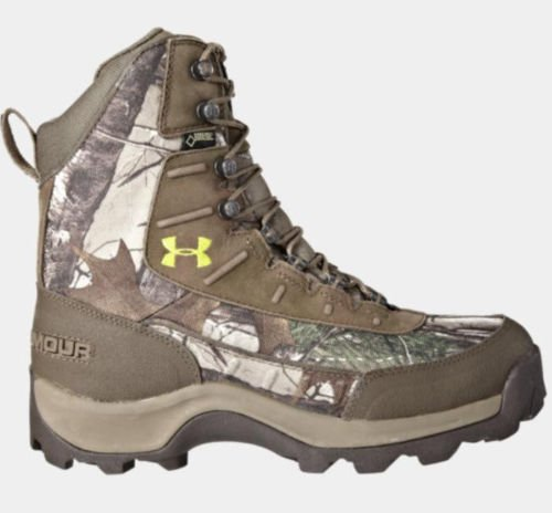 Under Armour UA Brow Tine 1200 Boot - Men's Realtree AP-Xtra / Uniform / Fawn 9