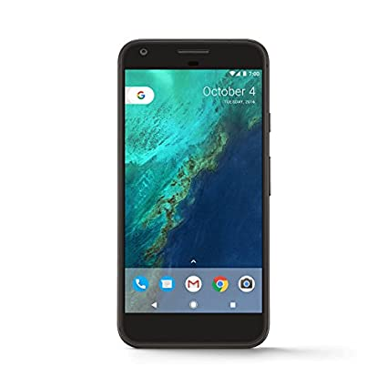"Google Pixel XL 4G 32GB Black - smartphones (14 cm (5.5""), 2560 x 1440 pixels, Flat, AMOLED, 16.78 million colours, 100000:1)"