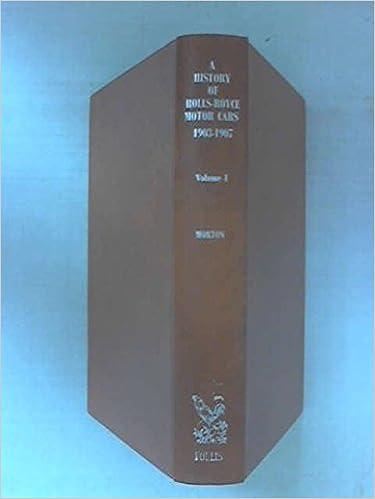 Suosituimmat äänikirjan lataukset A History of Rolls-Royce Motor Cars, Volume I 1903-7 PDF RTF B000KW8ZB4
