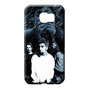samsung galaxy s6 phone carrying case cover Bumper Nice Eco-friendly Packaging deftones