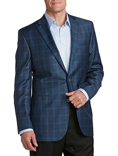Jack-Victor-Big-Tall-Windowpane-Wool-Sport-Coat