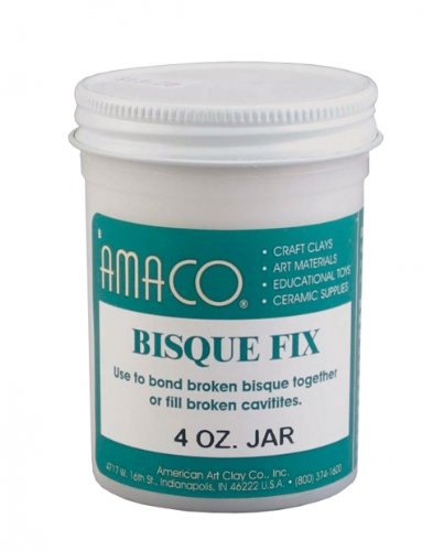 AMACO 4-Ounce Bisque Fix (Colored Glaze)