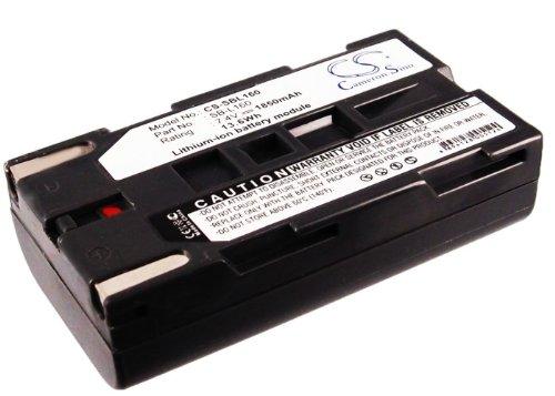 1850 mAh交換用バッテリーリーフafi-ii 7 B017RBY0T6