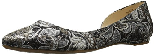 Image of Nine West Women's Spruce Fabric Ballet Flat