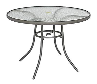 RIO Gear Sienna Round Table, 40-inch