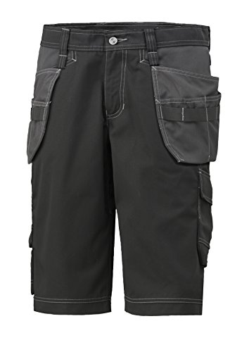 76421_999-C60 Shorts''Westham Construction'' Size In C60, Black/Charcoal by Helly Hansen (Image #1)
