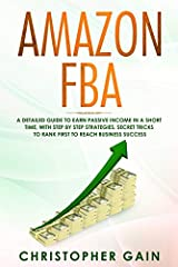 Become an expert in Amazon FBA                       Are you able to identify any market gaps that are an excellent opportunity to start up an online business?Are you in a position to actually start the business using Amazon F...