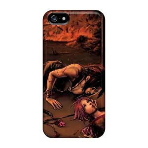 High Impact Dirt/shock Proof Cases Covers For Iphone 5/5s (a Lost Love)