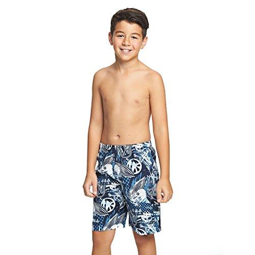 c11f757b92892 Zoggs Junior Boy's Raiders 17 inch Swimming Shorts: Amazon.co.uk: Sports &  Outdoors