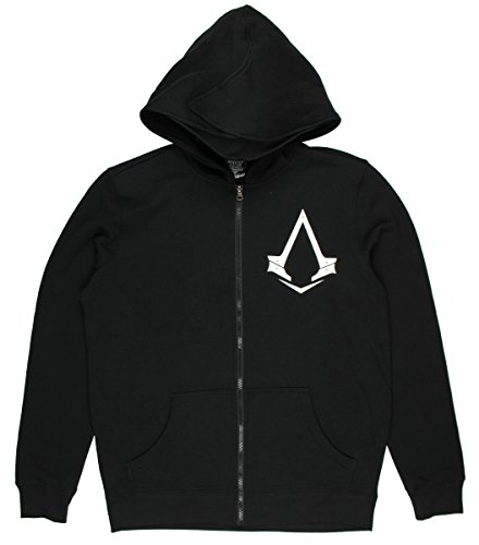 Hot Topic Assassin's Creed Syndicate Logo Hoodie