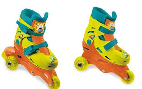 癒す指紋ジャニスMondo Inline Skates -Minions 28142.0 - 3 [並行輸入品]