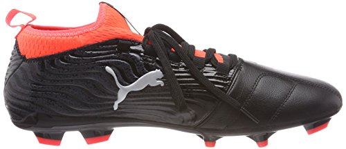 Noir puma One Homme Blast Football Fg De puma Puma 3 red 18 Silver Chaussures Black 8PTxqpa