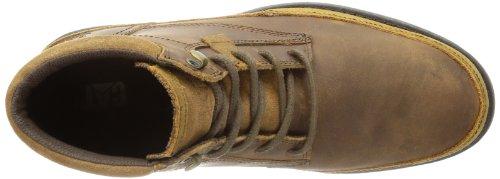 Caterpillar OATMAN Herren Chukka Boots Braun (MENS DARK BEIGE)
