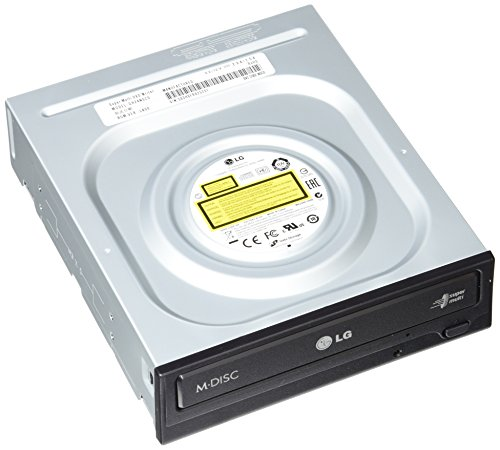 LG Electronics GH24NSC0R 24X SATA Super-Multi DVD Internal Rewriter by LG