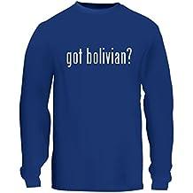 got bolivian? - A Nice Men's Long Sleeve T-Shirt Shirt