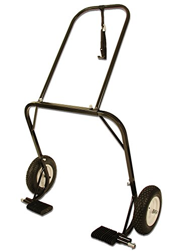Raider Heavy-Duty Snowmobile Shop Dolly (400 Pound limit) (Snowmobile Shop Dolly)