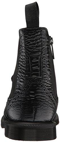 Chelsea Boots Noir Femme Martens Dr E6AqPP