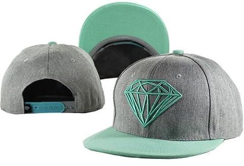 New Fashion Diamond SUPPLY CO Snapback style Baseball Hip-Hop Cool CAP HAT - Nba Jazz Lamp