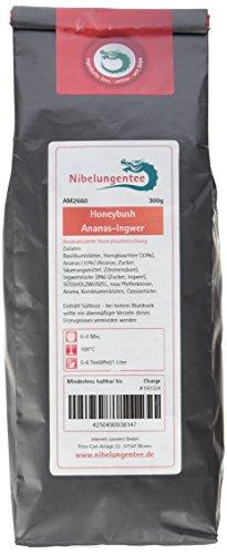 Nibelungentee Honeybush Ananas-Ingwer, 1er Pack (1 x 300 g)