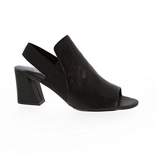 Black VANELi Elastic Black Heeled Berky Sandal Trapper Women's xxz7qRY
